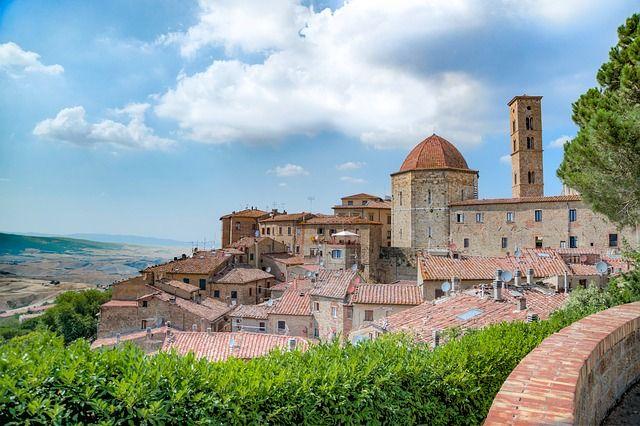 Toszkána és egy csipet Umbria
