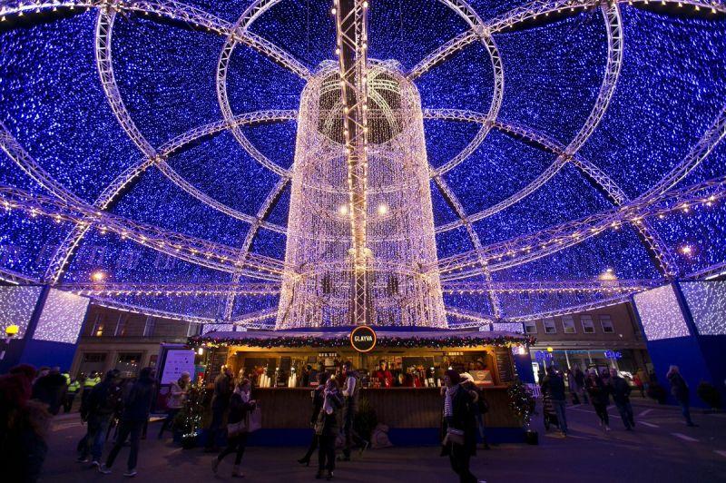 TOP 10 karácsonyi fények