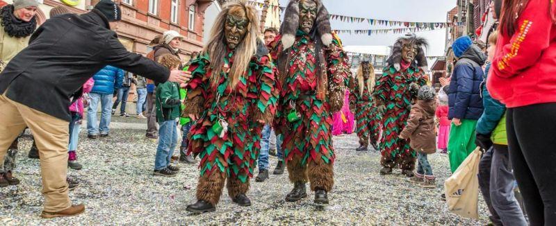 Télbúcsúztató karneváli hétvégét rendeznek Szenten