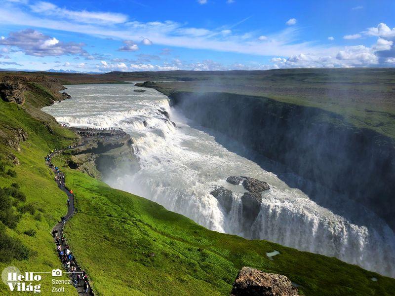 Kalandkirándulás Izlandon