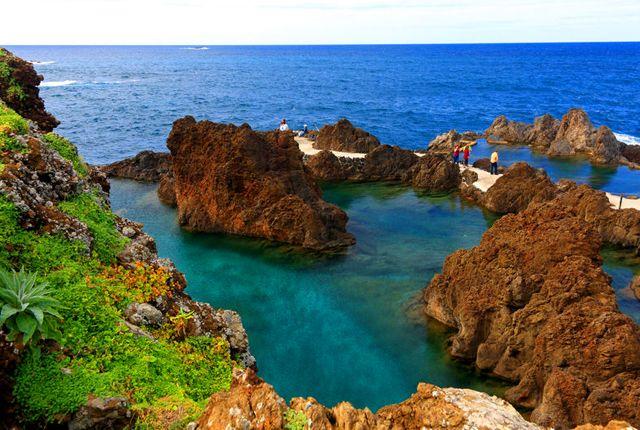 Kirándulás Madeirán