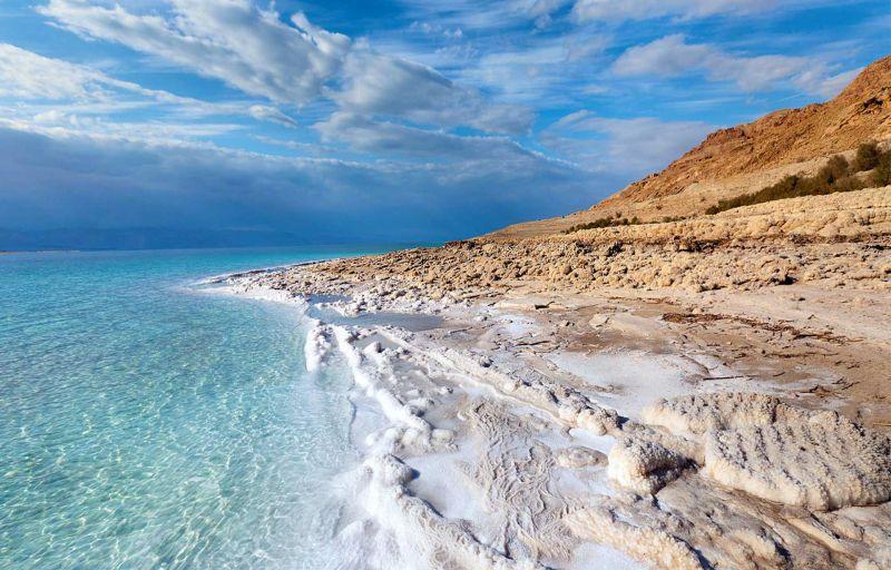 Körutazás Jordániában, Holt-tengeri pihenéssel