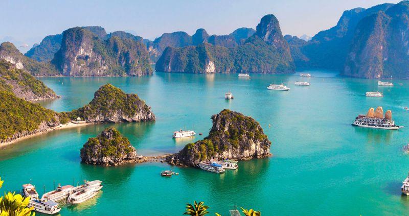 Kirándulás: Vietnam, Laosz és Kambodzsa