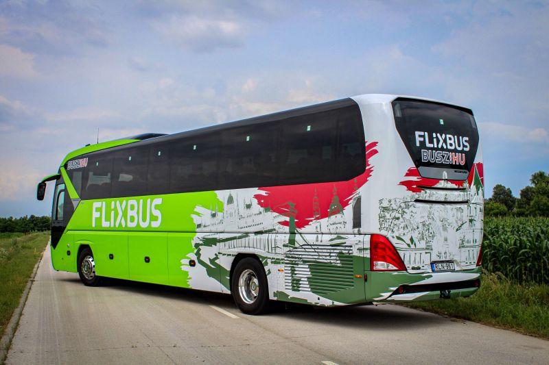 Harmadik évfordulóját ünnepli a FlixBus
