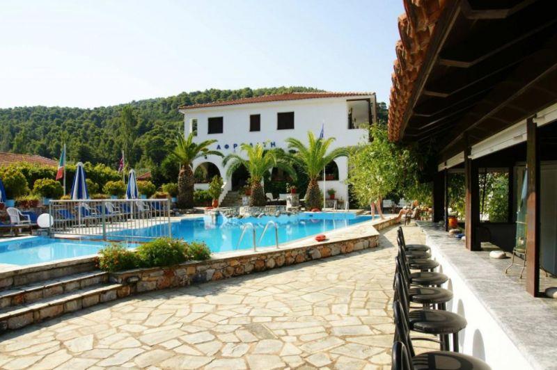 Skopelos - Afrodite Hotel