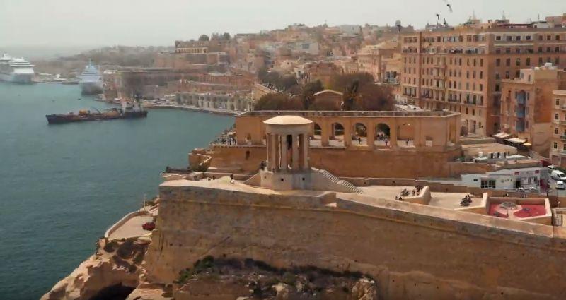Romantikus utazás Máltán és Gozon