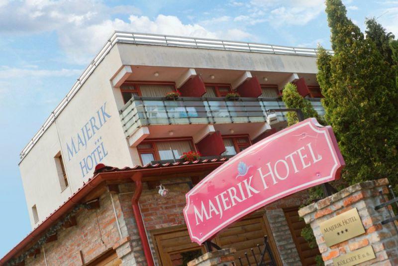Gyógyító napok Hévízen - Hotel Majerik***