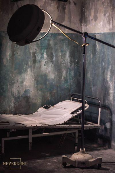 Az ország legnagyobb horror szabadulószobája épül