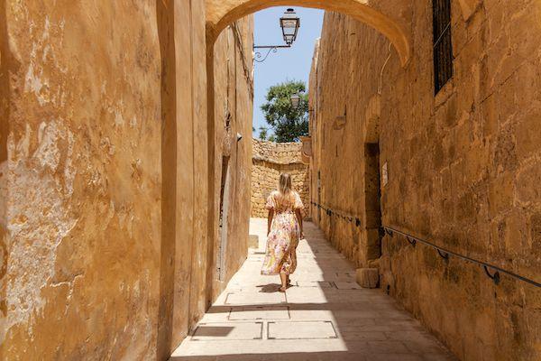 Autentikus nyaralás Máltán