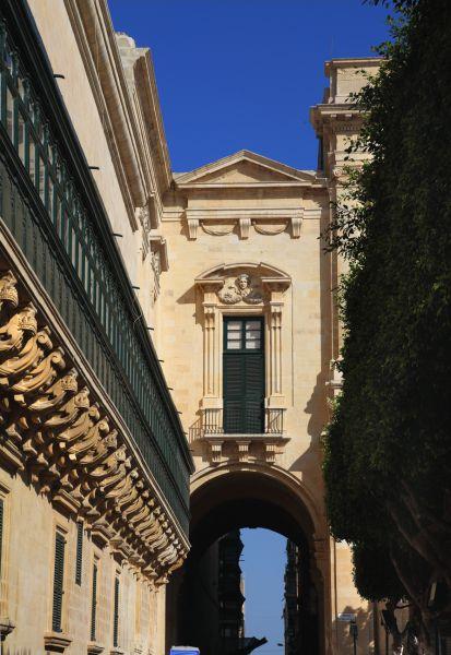 A hagyományos máltai erkélyek